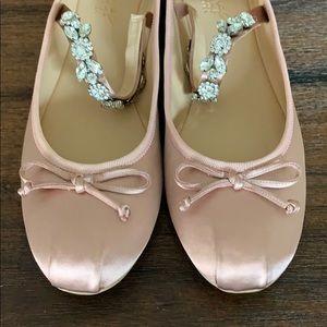 Badgley Mishka Ballerina Flats Sz 8.5
